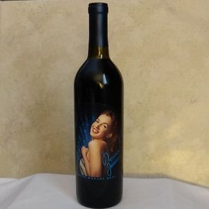 """Norma Jeane 2001 """"A Young Merlot"""" Wine"""